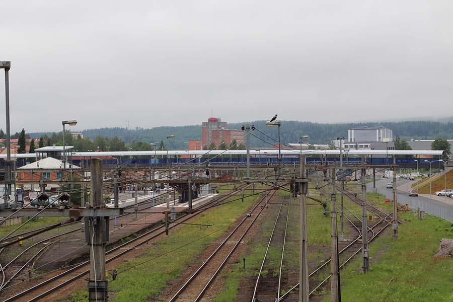 Bro och järnväg, översikt